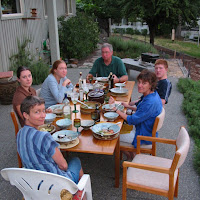 OR: Paradise Lane Dinner Party Hunters - 8/17/2002