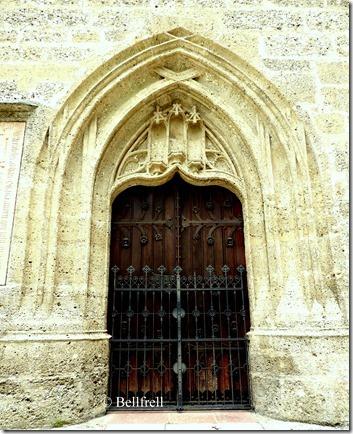 Tor Margarethenkapelle