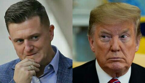 `Britain has fallen, UK freedom gone forever; – Tommy Robinson Cries Out, begs Trump for political asylum in US