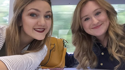 London train journey