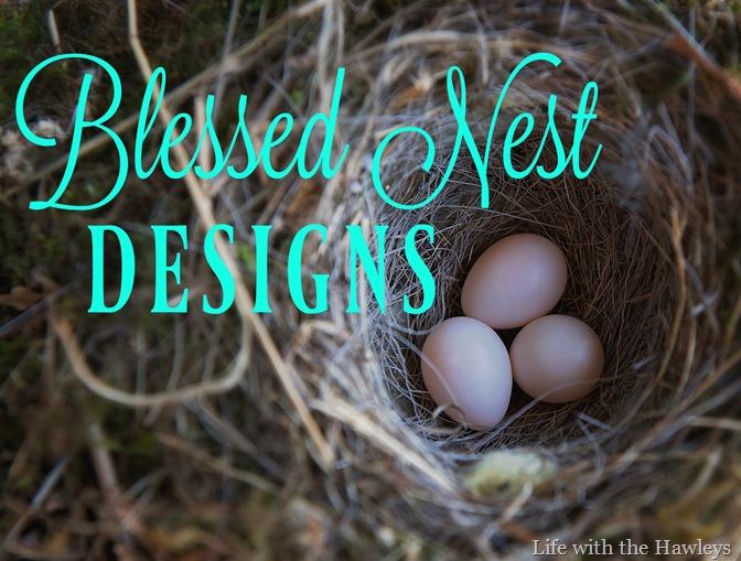 Blessed Nest Designs Logo 1