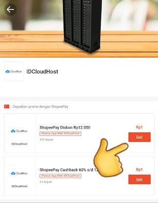 Cara Dapatkan Domain my id Gratis di IDCloudHost Terbaru Rp.1