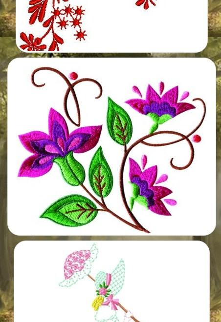 Embroidery Design Ideas - Android Apps on Google Play