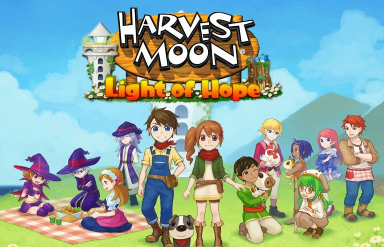 Harvest Moon Light of Hope Android