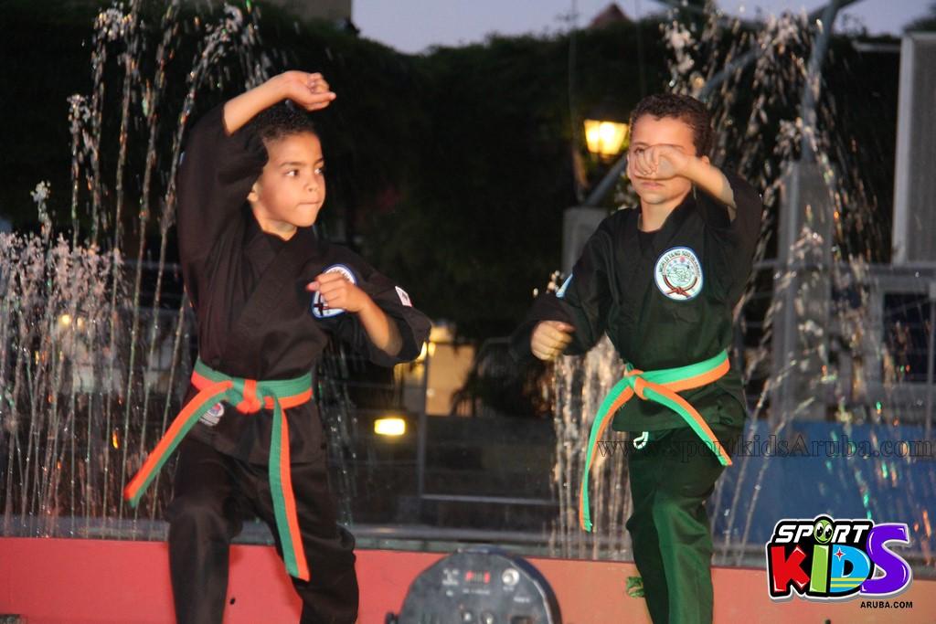 show di nos Reina Infantil di Aruba su carnaval Jaidyleen Tromp den Tang Soo Do - IMG_8587.JPG
