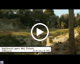 Video: 19 de març: Inauguració dels jardins del carrer de Manacor