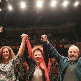 Lançamento da pré-candidatura de Jandira Feghali no Rio de Janeiro