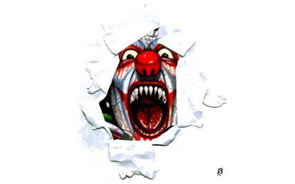Patokali Evil Clawn, Evil Creatures 2