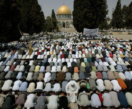 جبل الهيكل المقدس قبل الاحتلال العربي-الاسلامي وبعده