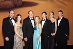William and Anjie Butler, Bill and Gail Landreth, Edward Landreth, Regan Cumming and W.A. Landreth.