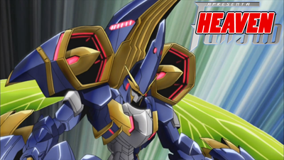 CardFight! Vanguard Link Legion Mate Hen   - Ep 03