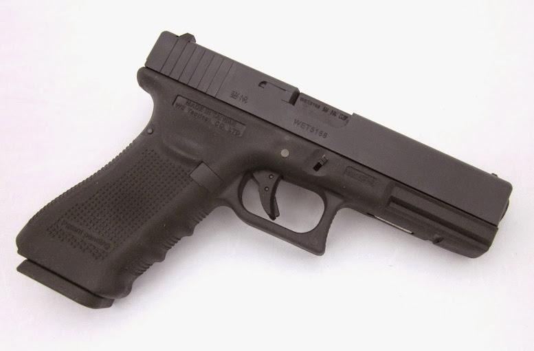 glock 17 4 we metal version gbb