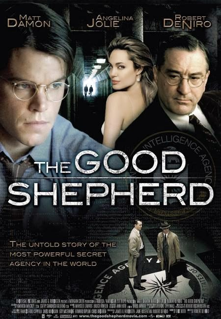 Poster Of The Good Shepherd (2006) Full Movie Hindi Dubbed Free Download Watch Online At Alldownloads4u.Com
