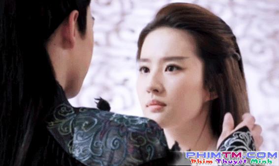 """Sau Dương Mịch, khán giả lại hả hê vì Lưu Diệc Phi """"nhảy Tru Tiên đài"""" - Ảnh 8."""