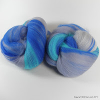 Luxury Spinning Batts, 5 ounces