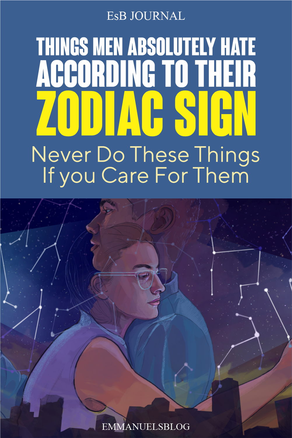 Things Men Absolutely Hate According To Their Zodiac Sign, Never Do These Things If you Care For Them!