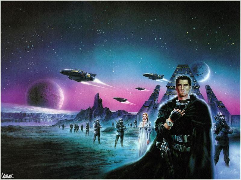 Star War, Fiction 1