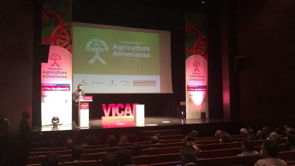 El Teatro Auditorio de Vícar ha acogido la gala.