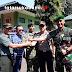Batalyon Artileri Medan 13 Nanggala Kostrad Meriahkan HUT ke-56