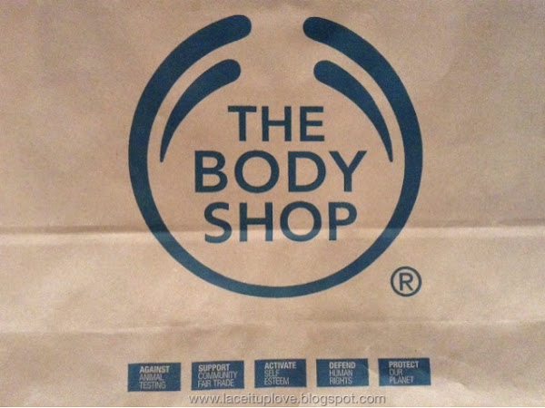 Beauty//The Body Shop Skincare Consultation & Haul