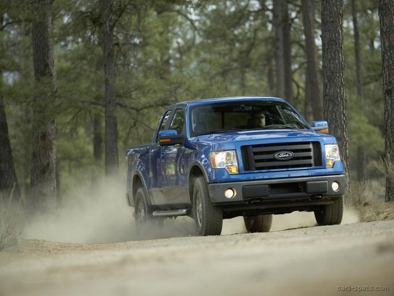 2009 ford f 150 regular cab specifications pictures prices. Black Bedroom Furniture Sets. Home Design Ideas