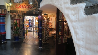 Hundertwasser Shop 1
