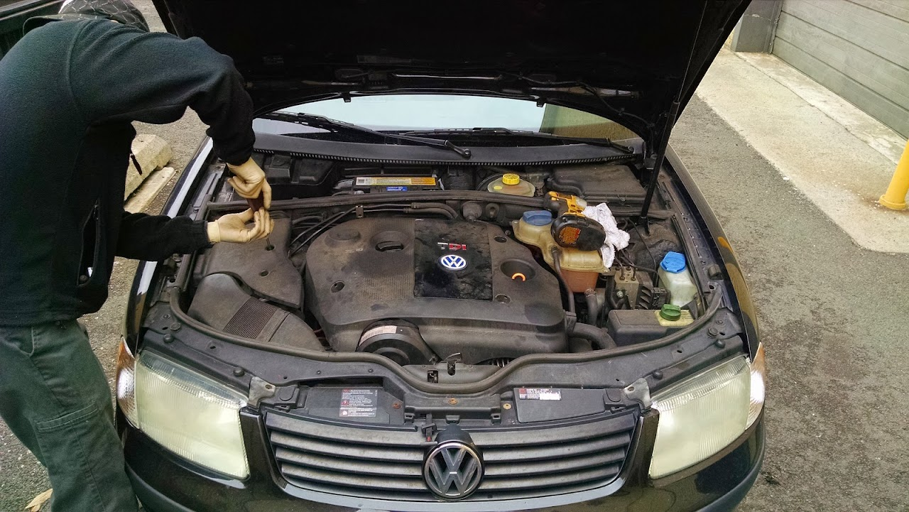 EURO CAR with ATJ engine - no OBD protocol - how to pass emissions