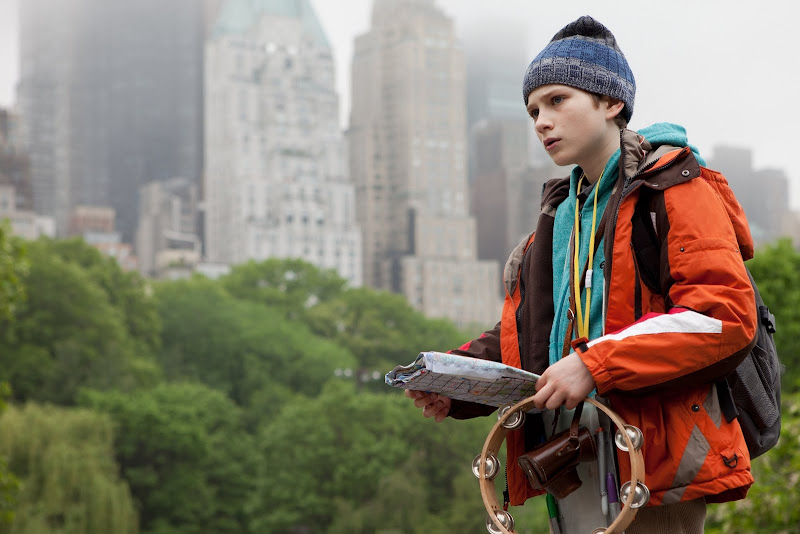 Thomas Horn in Extremely Loud and Incredibly Close