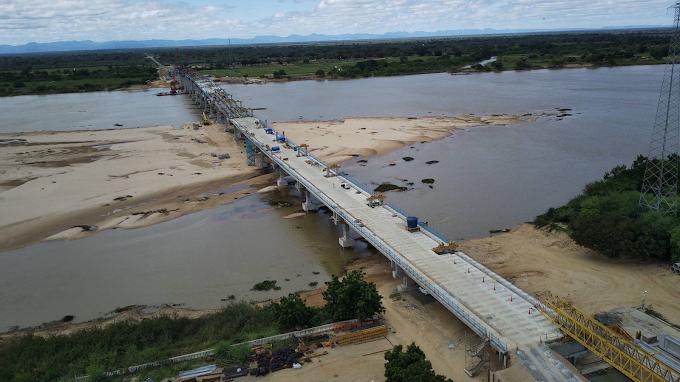 Ponte entre Barra e Xique-Xique deve ser inaugurada no dia 04 de outubro
