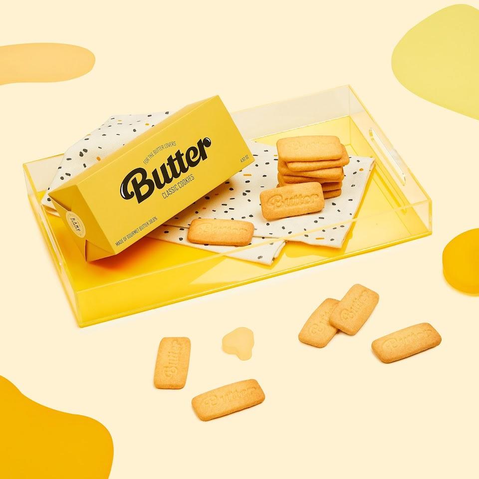 bts butter cookies @HYBE_MERCH