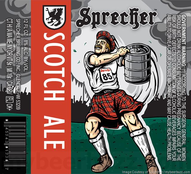 Sprecher Scotch Ale