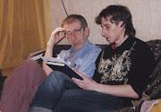 Обсуждение диссертации сына Антона