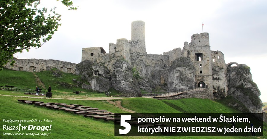 Pomysły na weekend w województwie śląskim