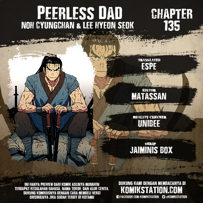 Peerless Dad Chapter 135
