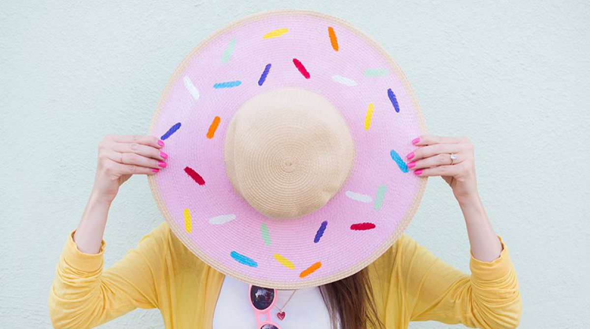 BEAUTIFUL DONUTS DIY DECORS FOR AMAZING LOOK 6