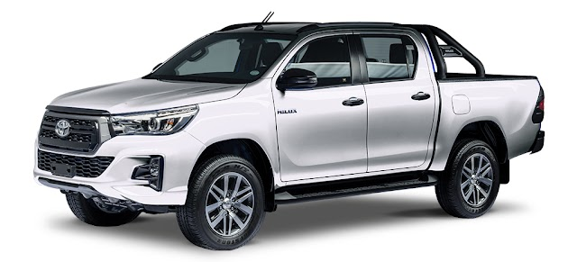 2019 Toyota Hilux CONQUEST as low as ₱74,000 Downpayment!