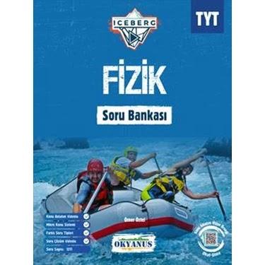 Okyanus Yayınları - TYT Fizik - İceberg Soru Bankası