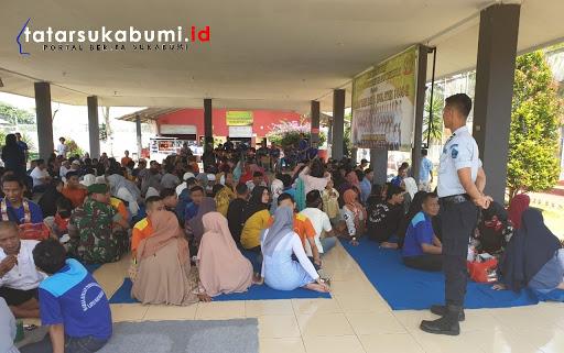 Rayakan Kemenangan di Lapas Warungkiara Sukabumi 617 Warga Binaan Dapat Remisi 6 Lainnya Bebas