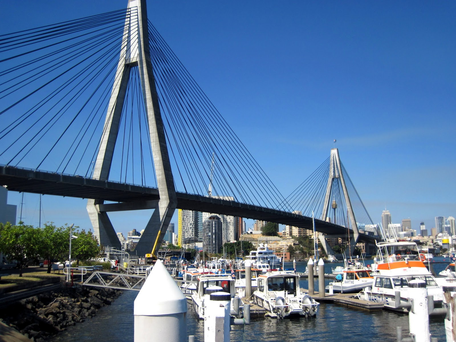 anzac bridge Anzac bridge: anzac bridge - see 28 traveler reviews, 42 candid photos, and great deals for sydney, australia, at tripadvisor.