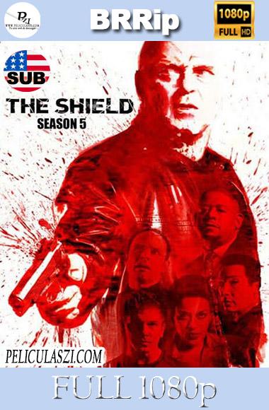The Shield (2006) Full HD Temporada 5 [05/07] BRRIP 1080p Subtitulada