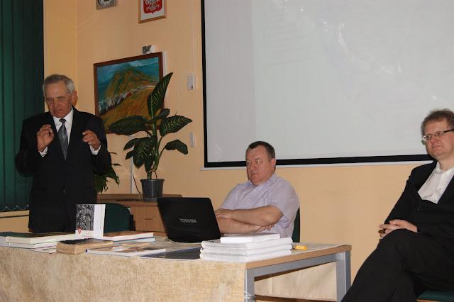 Spotkanie z autorem książki Prasłowianie - DSC08459.JPG