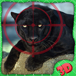 3D Wild Cat Hunter Simulator Icon