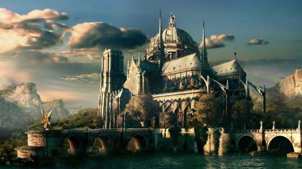 Fantasy Collectors Series, Fantasy Scenes 3