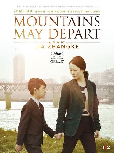 Πέρα από τα βουνά (Shan he gu ren/ Mountains May Depart) Poster