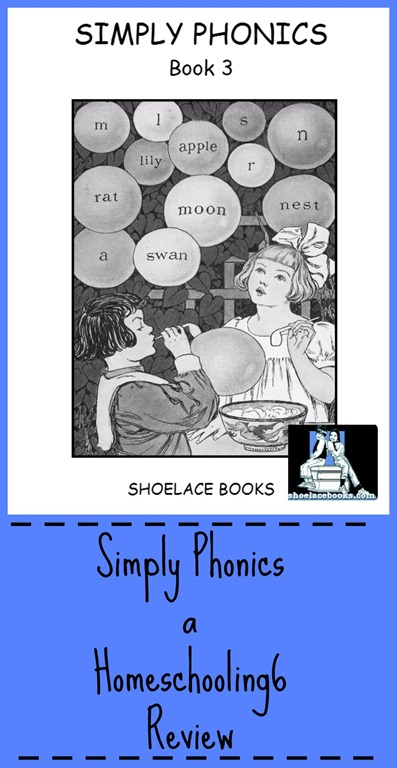 Shoelace Books Simply Phonics
