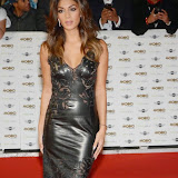 WWW.ENTSIMAGES.COM -   Nicole Scherzinger  arriving at        MOBO Awards 2014 at SSE Arena Wembley October 22nd 2014Annual awards show recognising the best in urban music which is supported by HTC.                                                Photo Mobis Photos/OIC 0203 174 1069