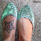 feet - tattoos for men