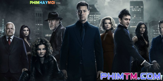 Xem Phim Thành Phố Tội Lỗi 4 - Gotham Season 4 - phimtm.com - Ảnh 1