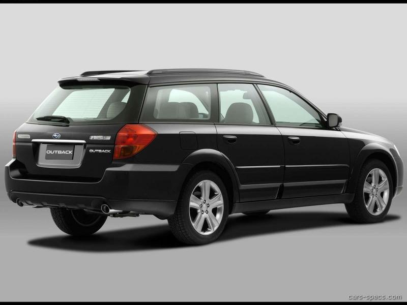 2004 subaru outback wagon specifications pictures prices. Black Bedroom Furniture Sets. Home Design Ideas