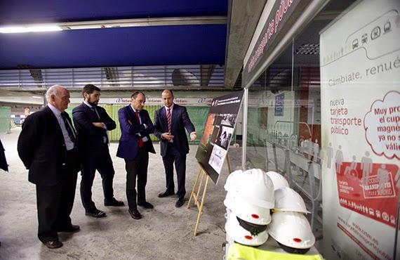 La estación de Metro de Nuevos Ministerios contará con un gimnasio, un parking y una renovada comisaría